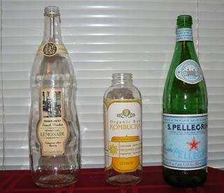 Kombucha Bottle