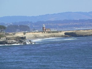 The Lighthouse in Santa Cruz