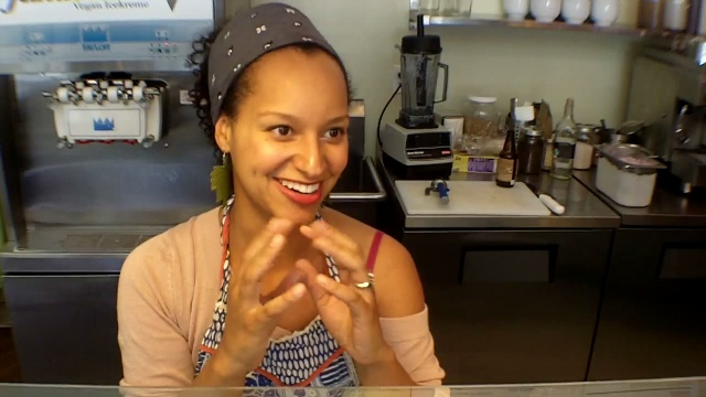 Mimi of Kind Kreme explains why she loves Kombucha and Kombucha floats