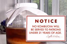 The Kombucha recall has lead to the need for over 21 Kombucha to satisfy hardcore fans.