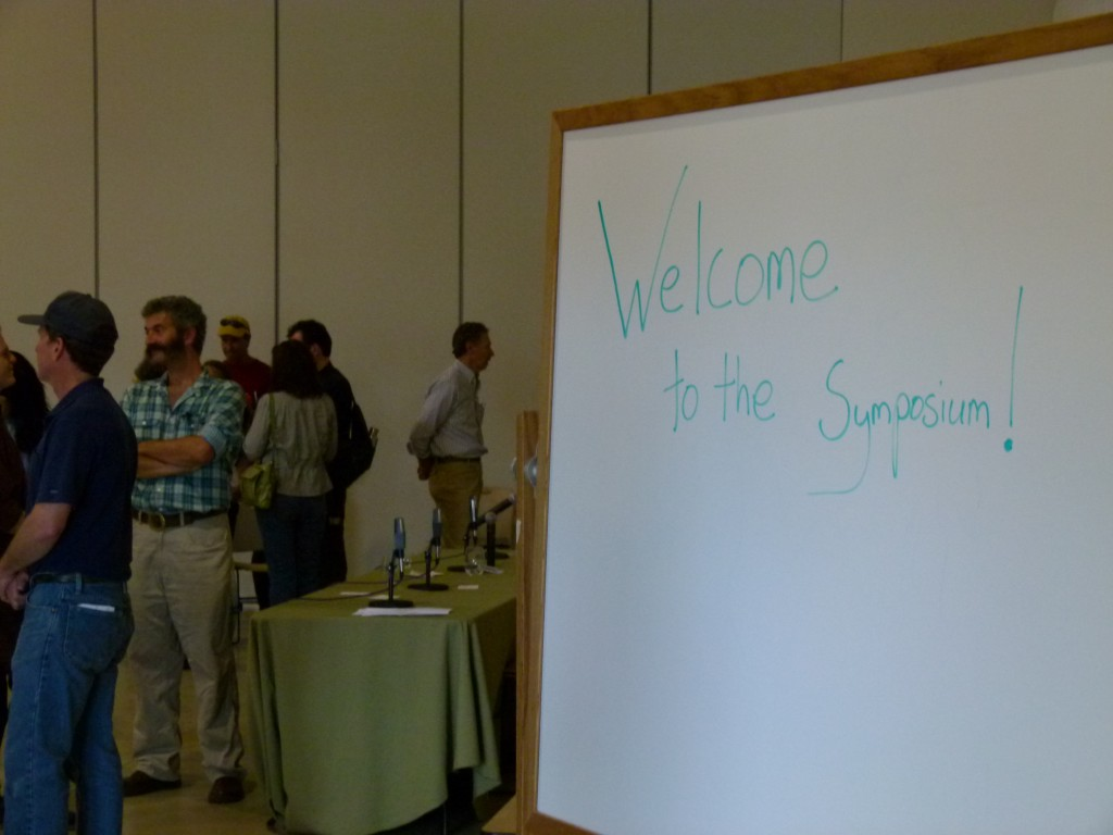 Welcome to the Freestone Fermentation Symposium 5.20.11