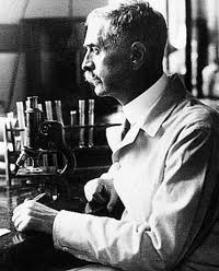Karl Landsteiner saved many lives when he discovered the different blood types.