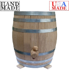 USA Made Toasted Oak Barrels for Continuous Brew from KKamp