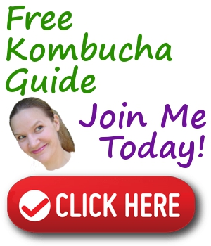 Avoid Kombucha Brewing Mistakes with this free DIY Guide!