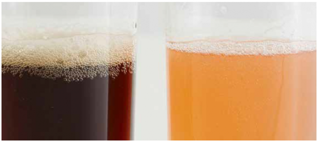 Kombucha carbonation vs soda carbonation